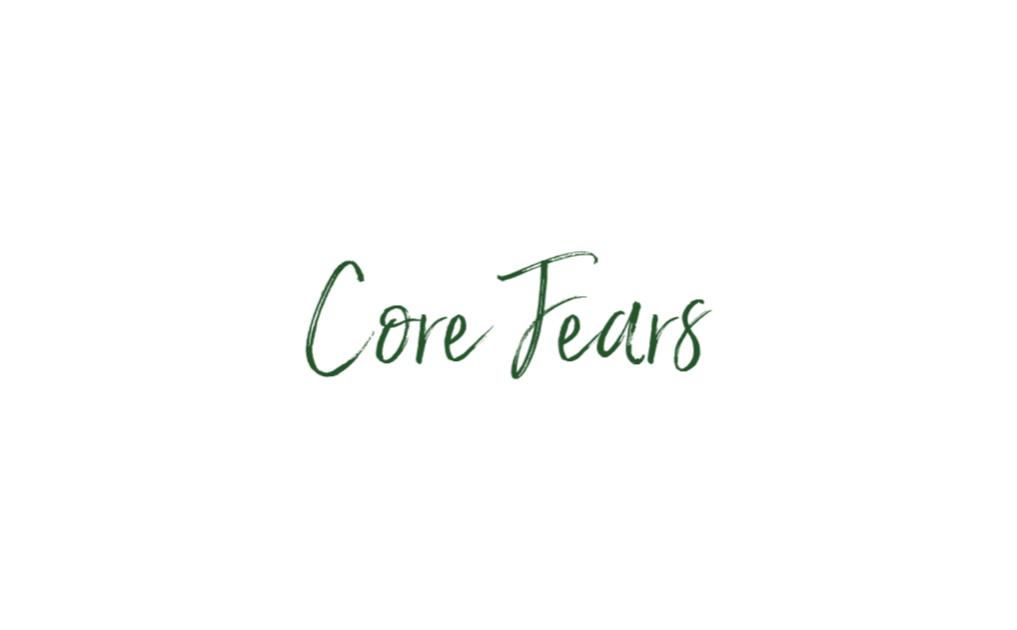 Enneagram Core Fears