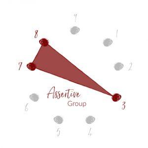 enneagram assertive group