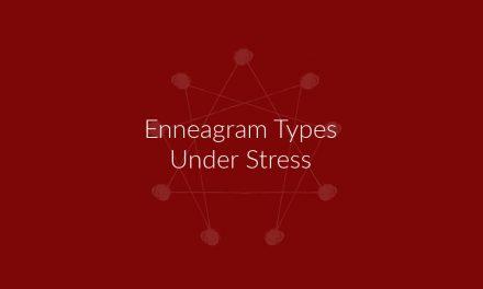 Enneagram Types Under Stress