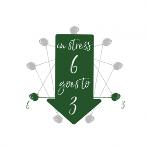 enneagram types under stress - 6