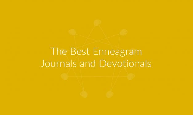 The Best Enneagram Journals and Devotionals