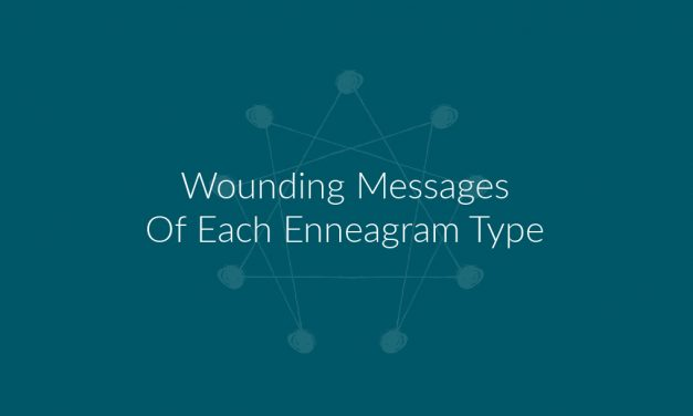 Wounding Messages of Each Enneagram Type