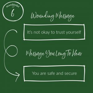 """it's not ok to trust yourself"" - Wounding Messages of Each Enneagram Type"