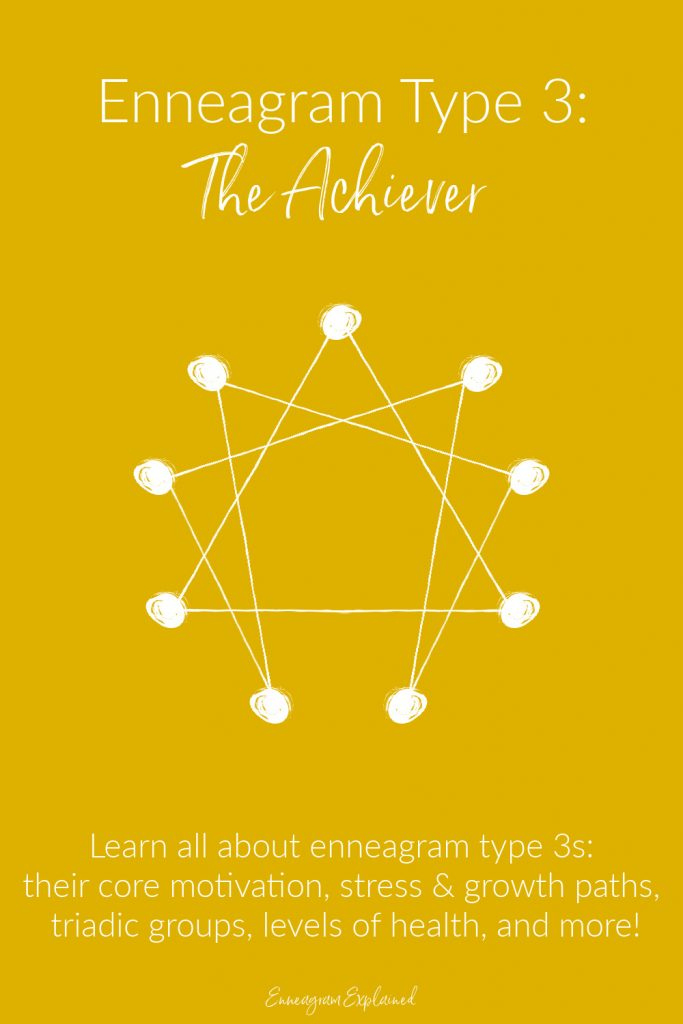 Enneagram 3: The Achiever