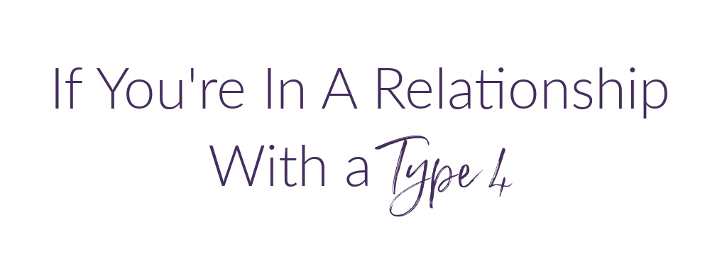 relationship with a type 4
