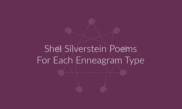 Shel Silverstein Poems For Each Enneagram Type